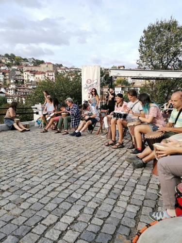 Petar Yordanov BunyVerse Drum Circle - Veliko Tarnovo2