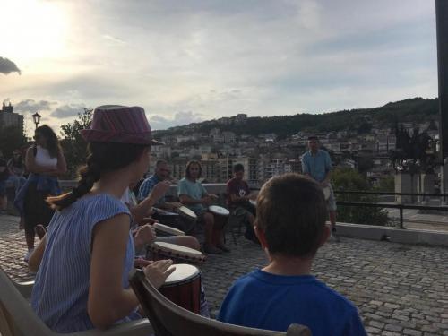 DRUM CIRCLES BUNYVERSE / Групово свирене на барабни в кръг - Петър Йорданов Бъни